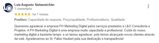 Fh Marketing Digital Fabio Haubert Google My Business 03